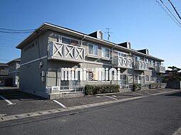 カーサ ツインクル II棟[1階]の外観