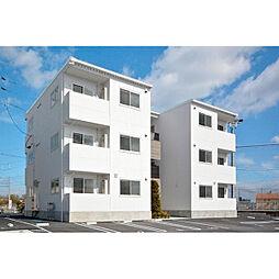 徳島県徳島市応神町吉成の賃貸アパートの外観