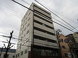サンワード北田辺[3階]の外観