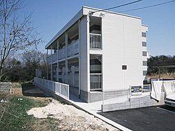 レオパレス吉根第2[1階]の外観