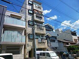 シャトー駒川[2階]の外観