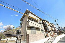 仮称)D-room山田東[2階]の外観