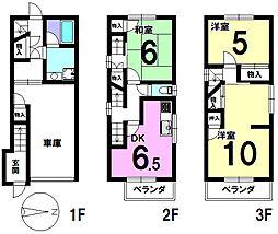 北加賀屋駅 1,480万円