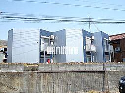 コーポ加納[2階]の外観