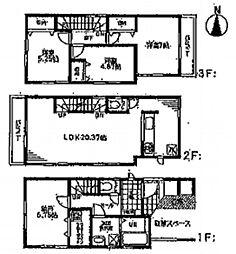東京都江戸川区中葛西3丁目