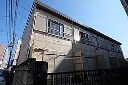 都賀ハウス[202号号室]の外観