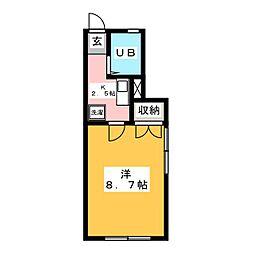 吉浜駅 4.5万円