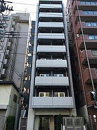 プレセダンヒルズ阪東橋[1階]の外観
