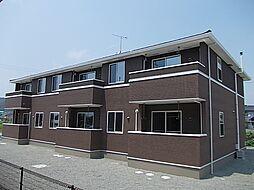 JR赤穂線 香登駅 バス3分 天王下車 徒歩10分の賃貸アパート