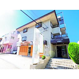 奈良県奈良市学園大和町2丁目の賃貸マンションの外観
