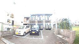 中谷ハイツ[1階]の外観