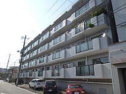 メイフェア—鹿島田No.4[2階]の外観
