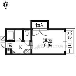 今出川駅 3.8万円