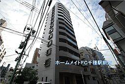 カレント新栄[4階]の外観