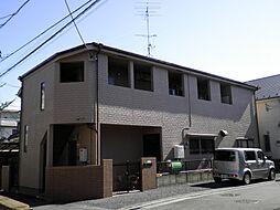 東京都西東京市泉町5丁目の賃貸アパートの外観