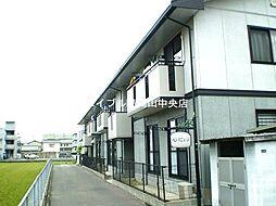 ペンテニューン[1階]の外観