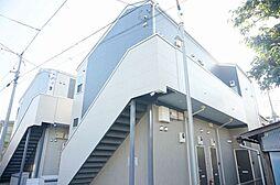 神奈川県相模原市中央区相生2丁目の賃貸アパートの外観