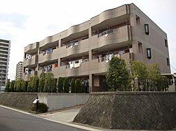 愛知県長久手市段の上の賃貸アパートの外観