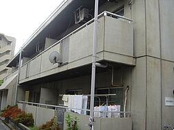 大阪府大阪市東淀川区南江口2丁目の賃貸アパートの外観