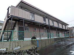静岡県御殿場市東田中1丁目の賃貸アパートの外観