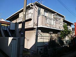 リマ洗足[1階]の外観