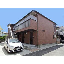 奈良県奈良市西大寺東町1丁目の賃貸アパートの外観