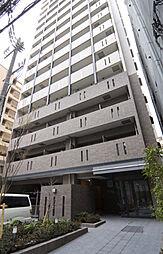レジディア京町堀[1302号室]の外観