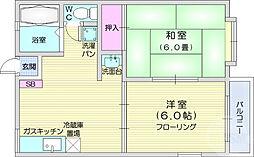 宮城野原駅 5.3万円