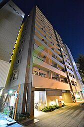 東京都台東区蔵前1丁目の賃貸マンションの外観