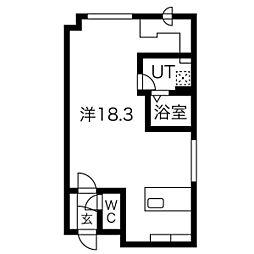 菊水駅 5.9万円