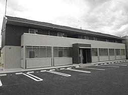 コンツェルト貝沢A[201号室]の外観