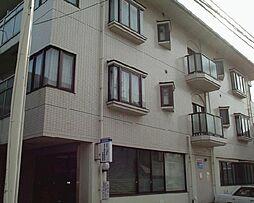 京都府京都市右京区山ノ内宮前町の賃貸マンションの外観