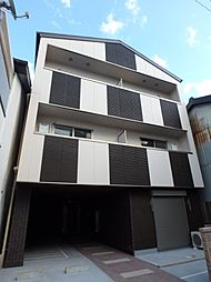 大阪府大阪市生野区勝山南3丁目の賃貸マンションの外観