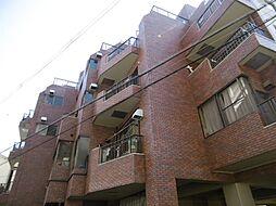 レジデンストーア[4階]の外観