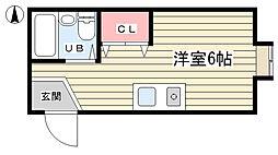 石山寺駅 2.5万円