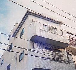 ハイツスワン[4階]の外観