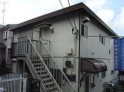川端邸[2階]の外観