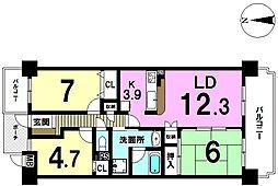 サンマンションアトレ高畑2号棟