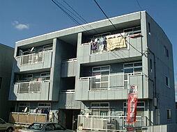 愛知県名古屋市中村区向島町2丁目の賃貸マンションの外観