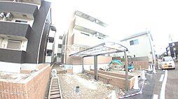 大阪府堺市西区鳳中町5丁の賃貸アパートの外観