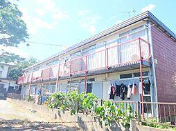京屋 誠コーポA[1階]の外観