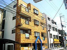 ユニ長吉ビル[3階]の外観