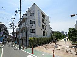 クレッセント武蔵小山[4階]の外観