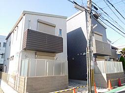 大阪府門真市泉町の賃貸アパートの外観