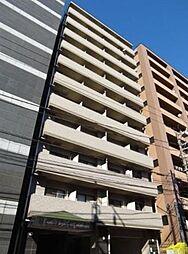 神奈川県横浜市港北区新横浜1丁目の賃貸アパートの外観