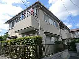 東京都立川市柴崎町3丁目の賃貸アパートの外観