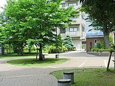 周辺環境:神宮通公園