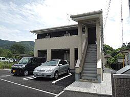 京都府京都市伏見区醍醐東大路町の賃貸アパートの外観