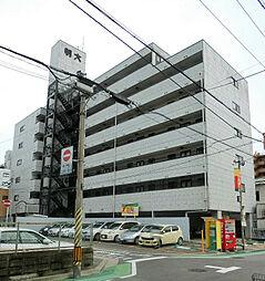 福岡県福岡市博多区美野島1丁目の賃貸マンションの外観