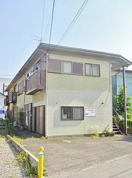 飯田荘[202号室]の外観